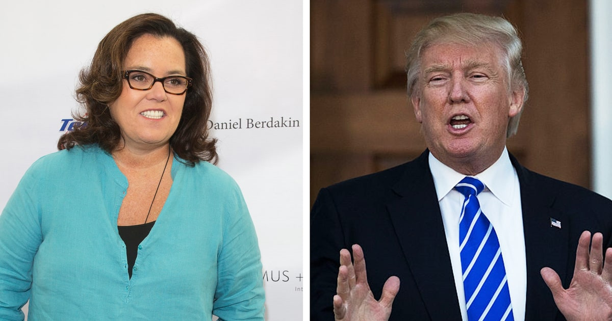 Rosie O'Donnell: No 'Ill Will' Toward Barron Trump After Autism Video