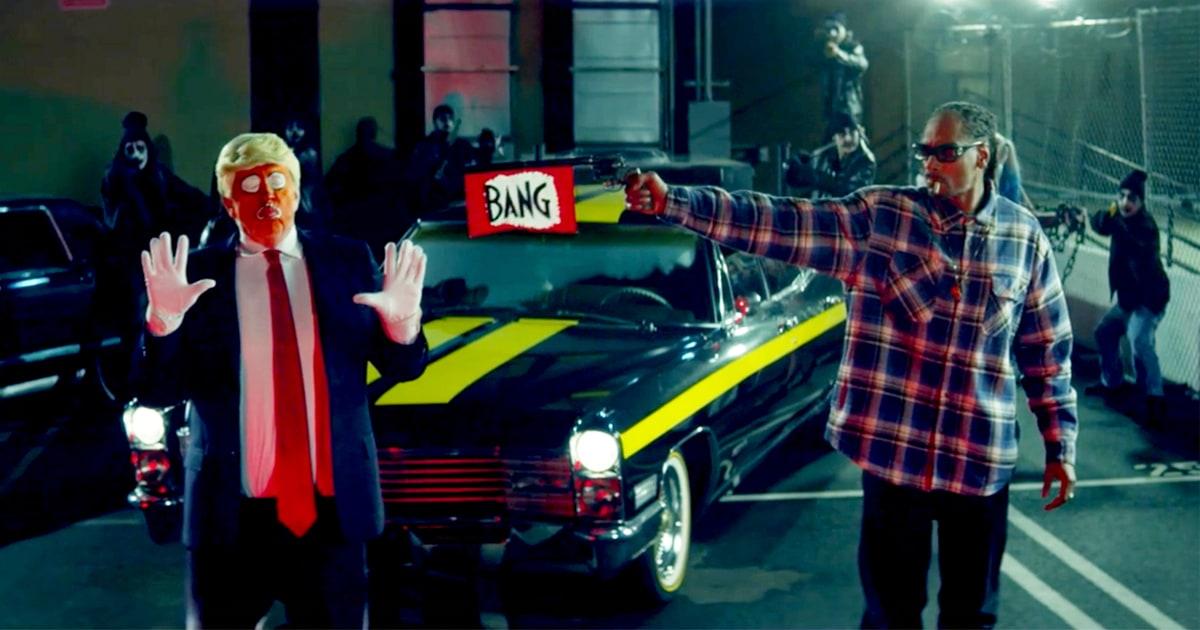 Marco Rubio Criticizes Snoop Dogg for Donald Trump Clown ...