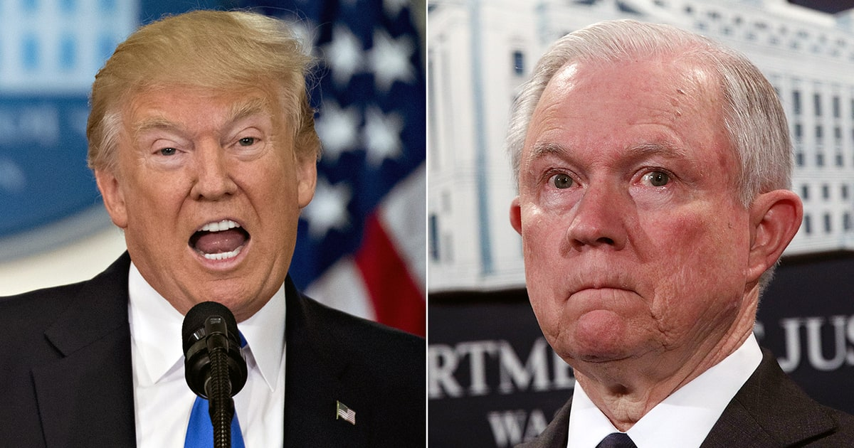 Jeff Sessions: Trump's Radical Attorney General - Rolling Stone