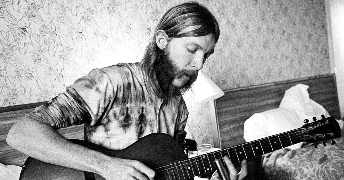 Duane Allman | Celebrity Deaths That Changed Music History ...