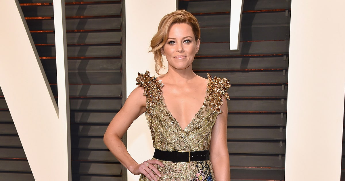 Elizabeth Banks Oscars 2017 Afterparty Fashion What The