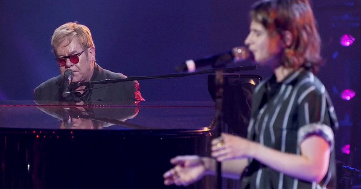 Elton John Plays Impromptu 'Nashville' Concert: The Ram Report news