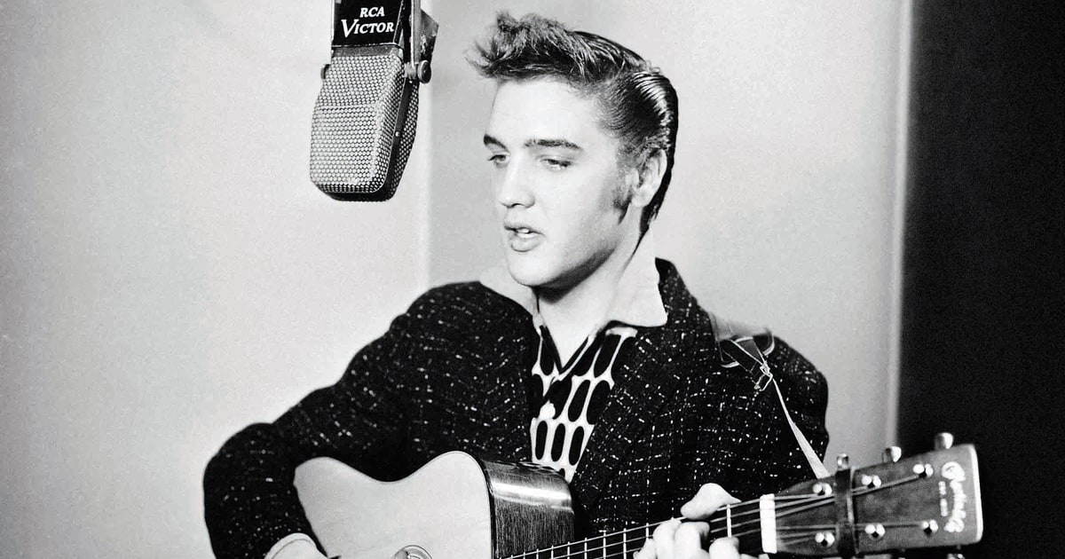 "the artistic achievements of elvis presley a popular american musician An outspoken patriot, beloved mentor to young artists and still a road warrior at  age  elvis presley recorded a tune charlie co-wrote titled ""it hurts me,"" which  was  daniels band and the group scored its first hit with the top ten ""uneasy  rider  america,"" ""the legend of wooley swamp"" and of course, his signature  song,."