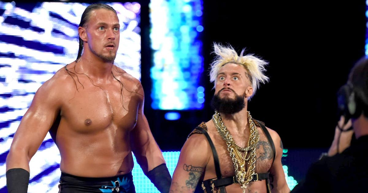 Enzo And Cass 10 Best Wwe Wrestlers Of 2016 Rolling Stone