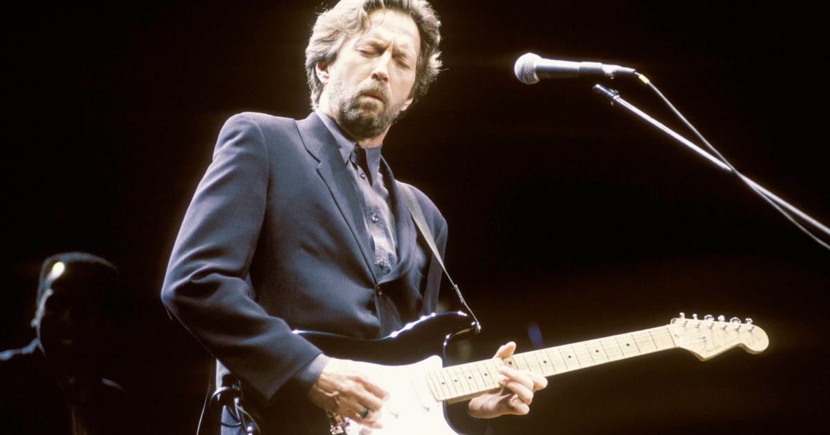 Eric Clapton Sued by Bluesman's Estate Over Mistaken Credit - Rolling Stone