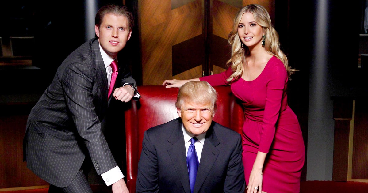 Two of Donald Trump's Kids Can't Vote in the Primary ...