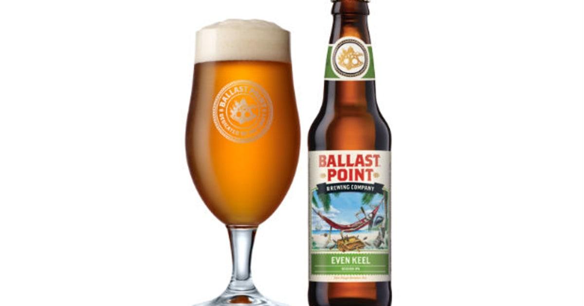 Ballast Point Even Keel | The Best Low-Calorie Beers | Men's Journal