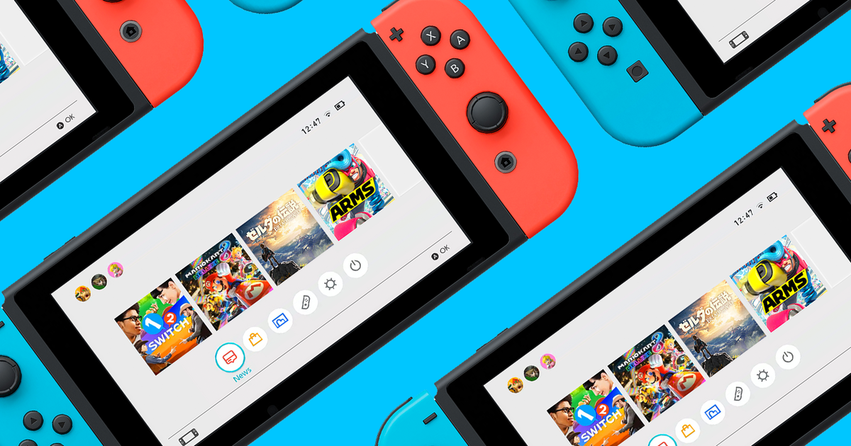 Every Nintendo Switch Game | Rolling Stone