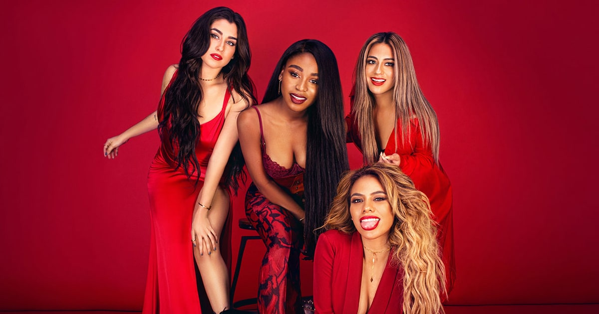 Hear Fifth Harmony S Skrillex Produced New Song Angel