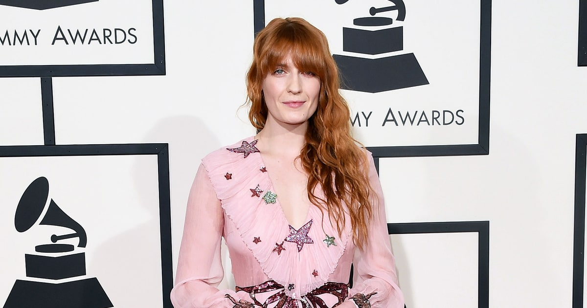 florence and the machine grammy 2016