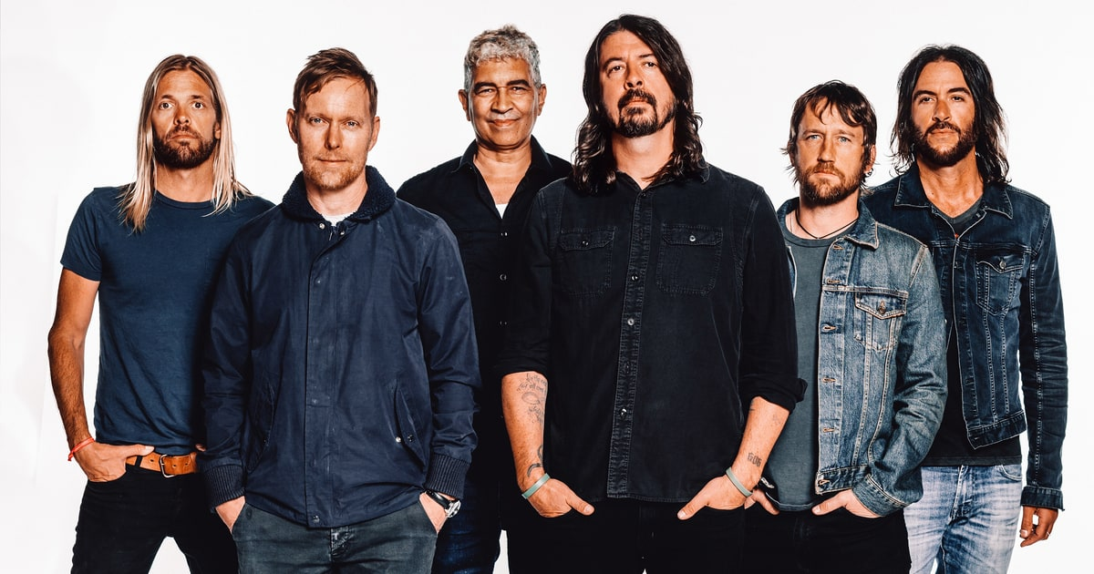 Review Foo Fighters Concrete And Gold Rolling Stone