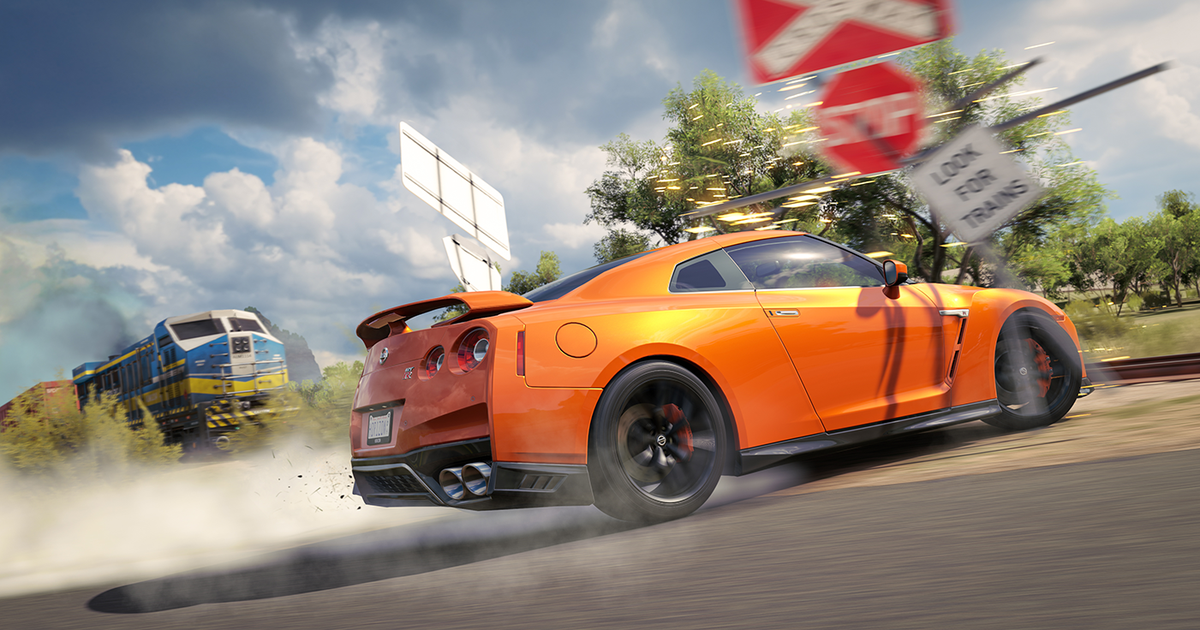 Review Forza Horizon Sets New Bar For Racing Games Rolling