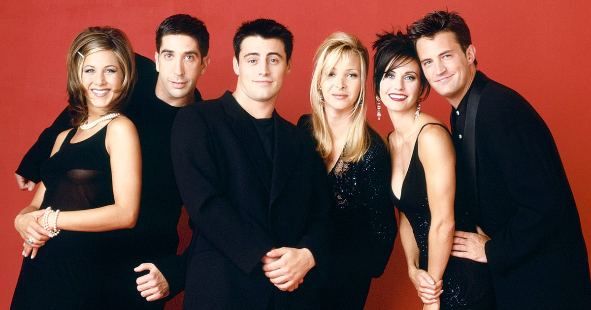 'Friends' Reunion Announced: See How Fans Freaked Out ...