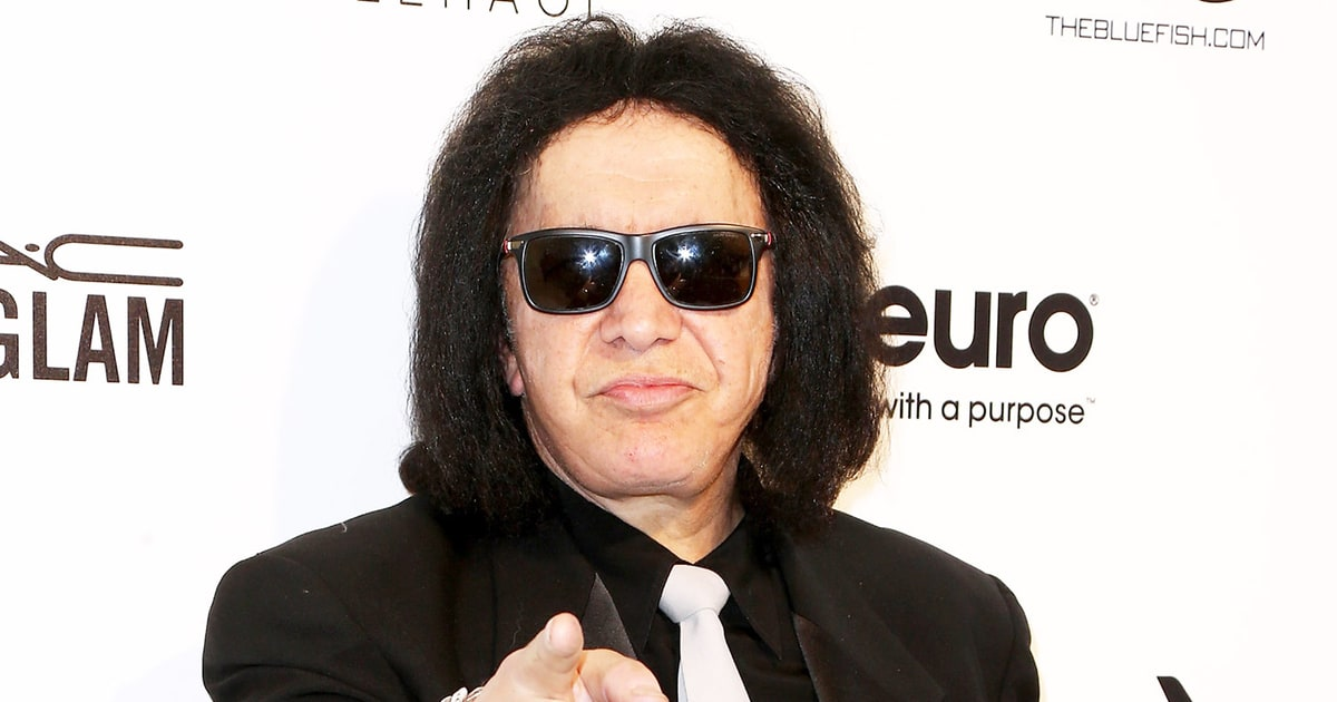 Gene Simmons Blasts Prince's 'Pathetic' Death - Us Weekly