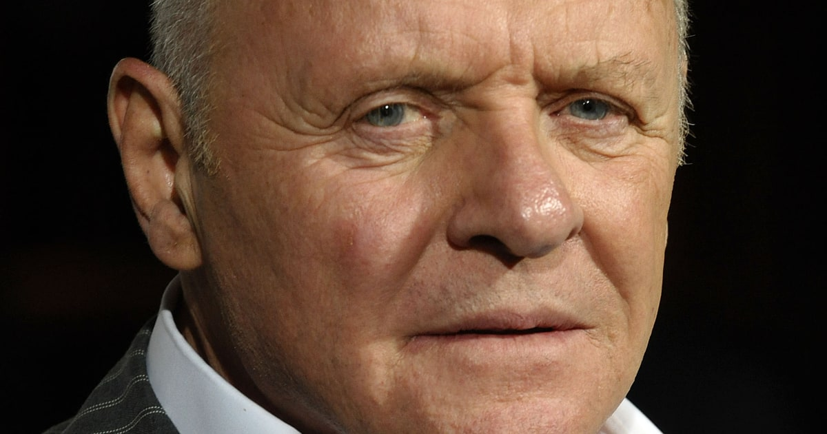 Life Advice from Anthony Hopkins - Men's Journal Anthony Hopkins