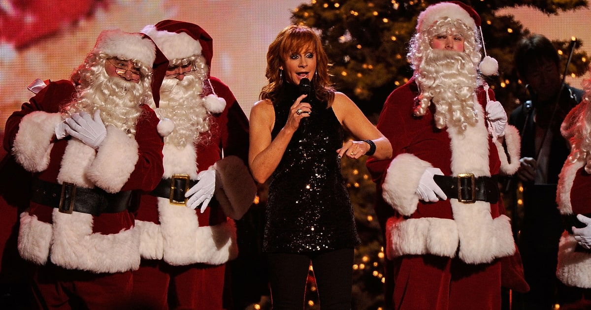 Reba McEntire Plots Christmas Album: The Ram Report - Rolling Stone