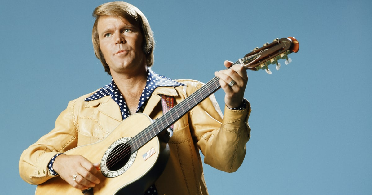 Glen Campbell U0026 39 S  U0026 39 Adios U0026 39   Watch Video