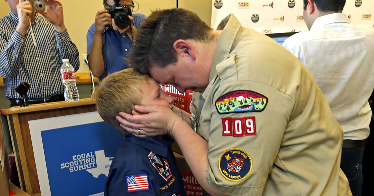 Boy Scouts To Allow Transgender Boys To Enroll In Program