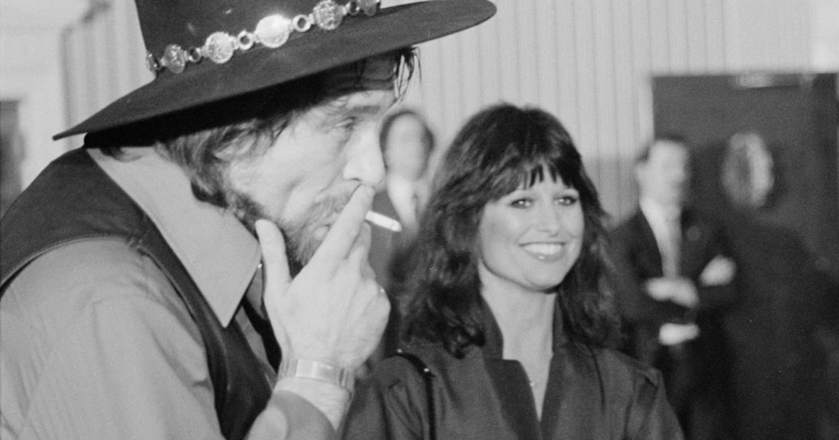 Waylon Jennings Last Photo