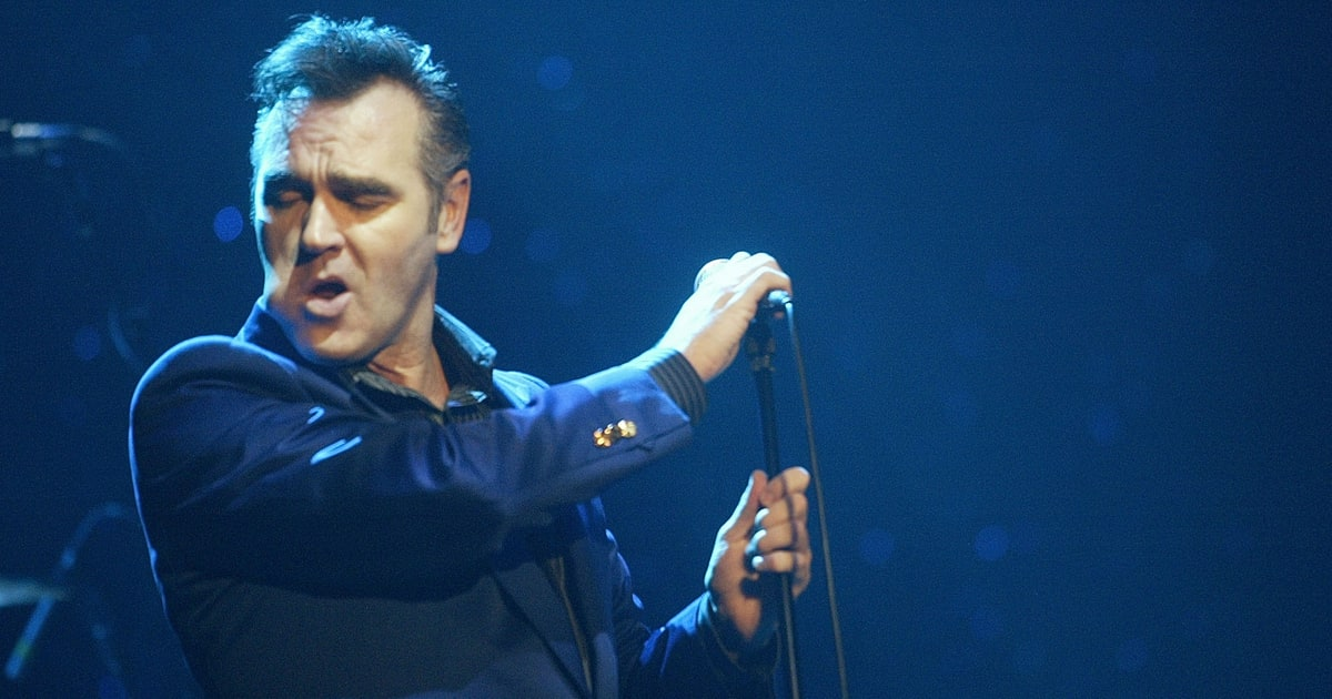 Morrissey Alleges Police Officer Pulled Gun on Him in 'Act ...