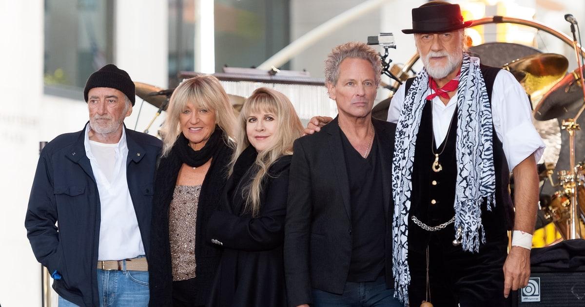 Hear Fleetwood Mac's Unreleased 'Seven Wonders' Outtake ...