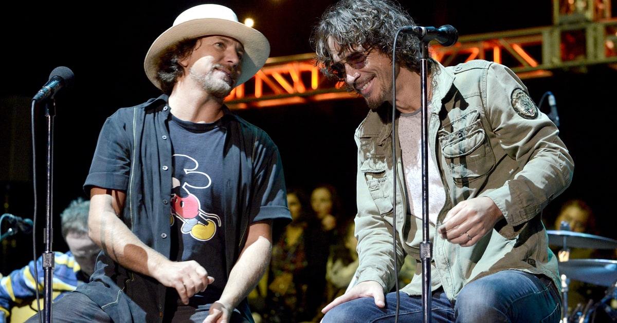 Watch Chris Cornell Eddie Vedder S Final Hunger Strike