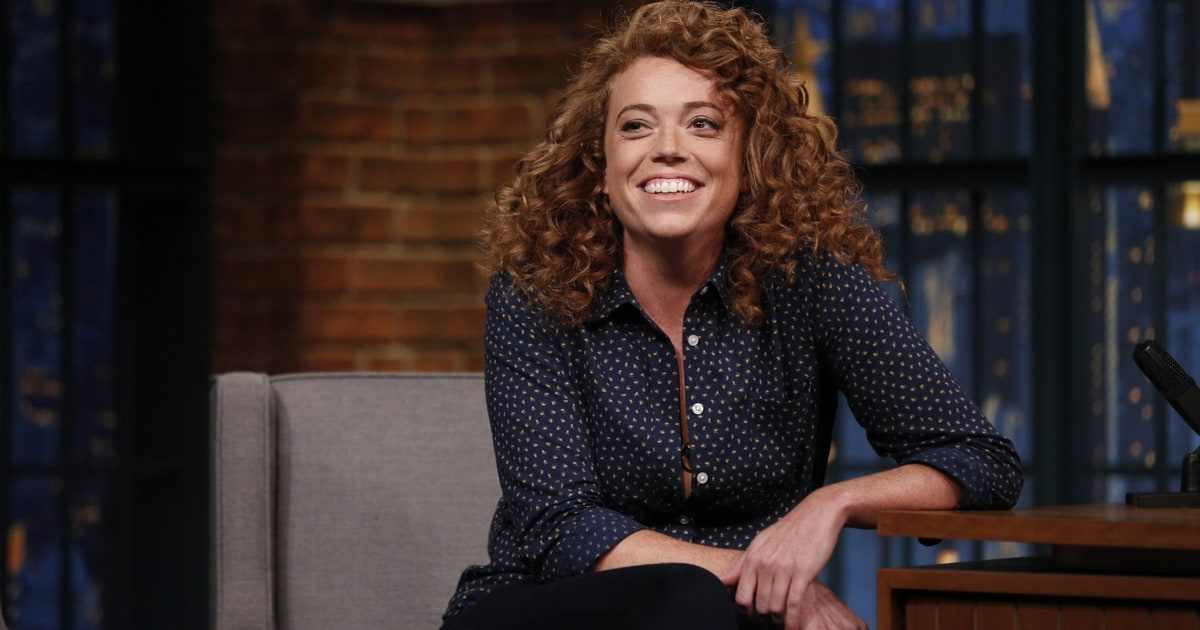 Michelle Wolf To Host White House Correspondents Dinner