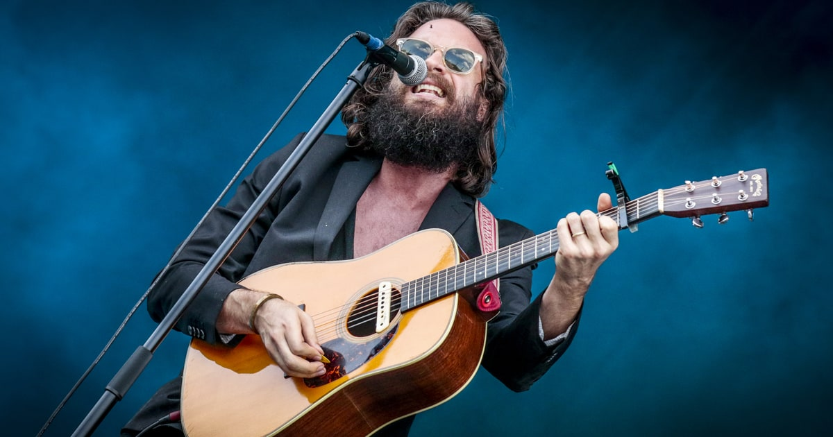 Hear Father John Misty Chronicle Narcissist's Death in New ...