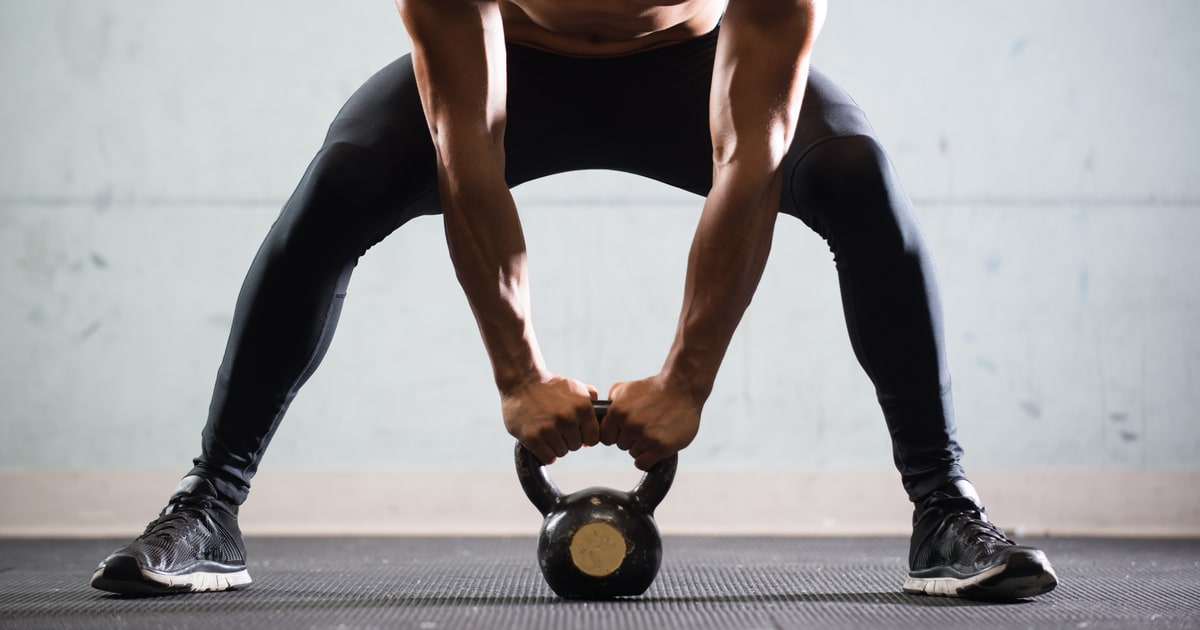 How to Choose the Right Kettlebell Weight - Men's Journal
