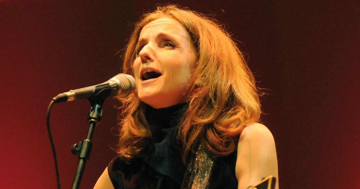 Patty Griffin Plots Intimate Acoustic Tour Rolling Stone