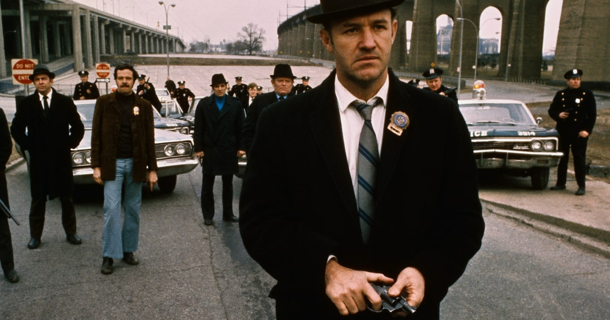 Life Advice from Gene Hackman