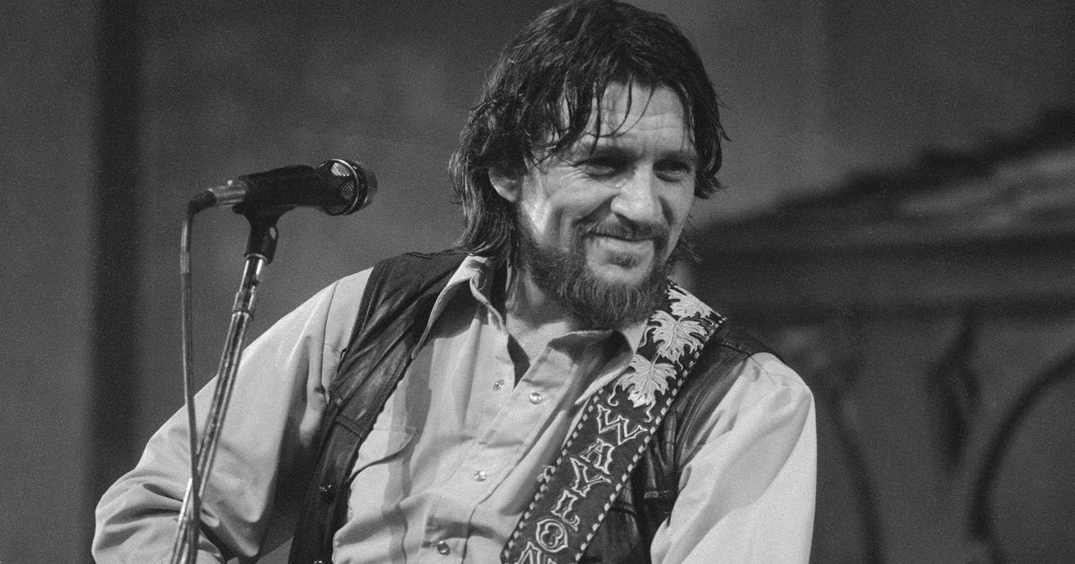 New Waylon Jennings Album Unearths The Lost Nashville