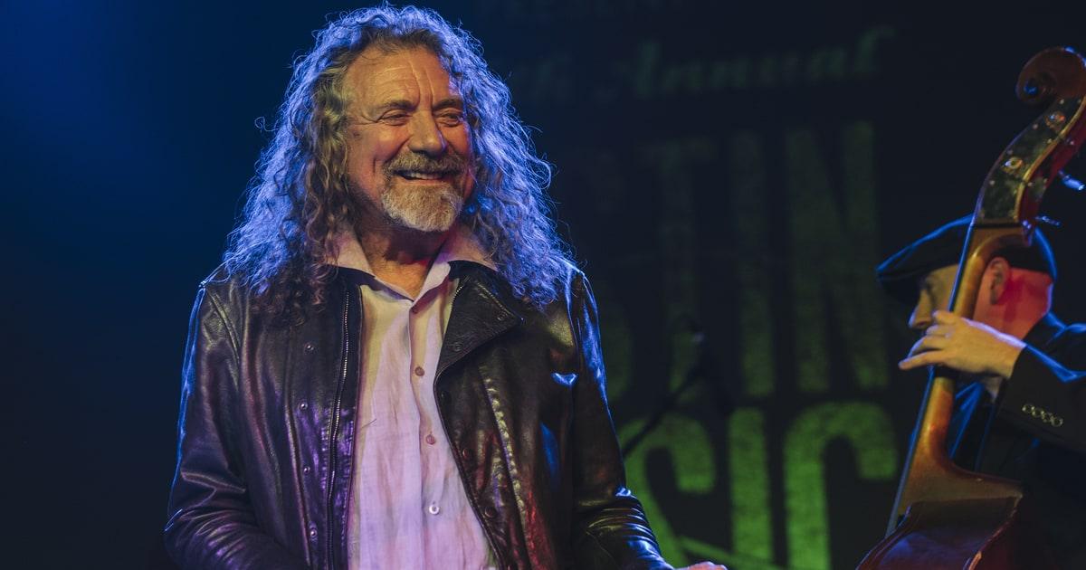 Robert Plant Details New LP 'Carry Fire,' Hear 'May Queen'