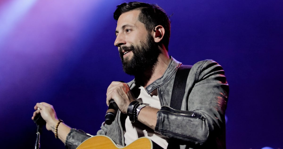 see old dominion sing clever song for another time on