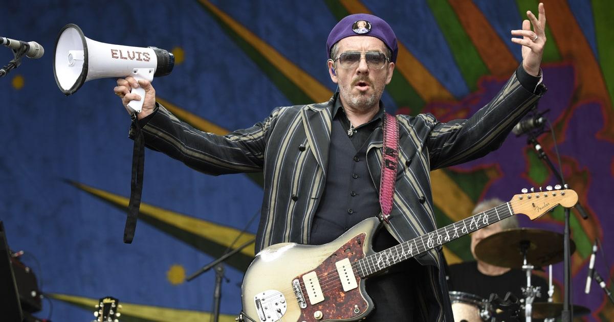 Elvis Costello Plots North American Summer Tour Rolling Stone