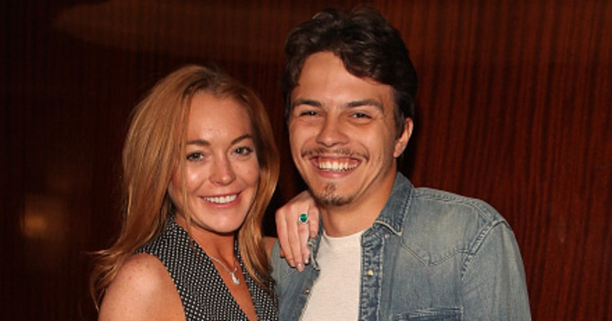 Lindsay Lohan Accuses Fiance Egor Tarabasov of Cheating as She Hints She Might Be Pregnant