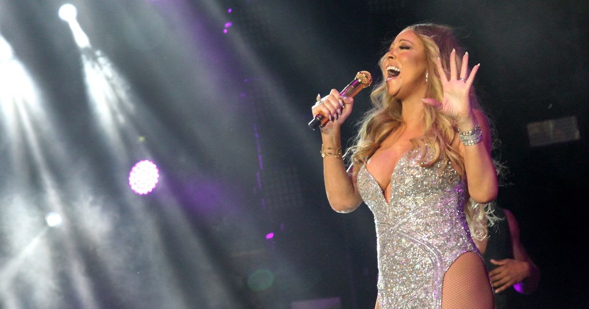 Mariah Carey Sets Fina...