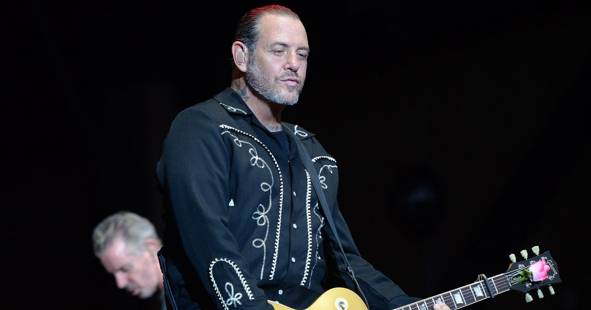 Social Distortion S Mike Ness 10 Best Country Punk Covers