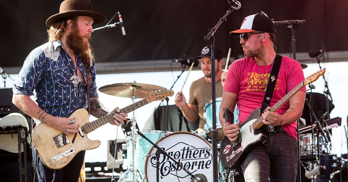 The Brothers Osborne Tour