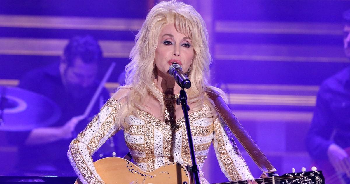 Dolly Parton Reveals Jennifer Nettles' Christmas Album - Rolling Stone