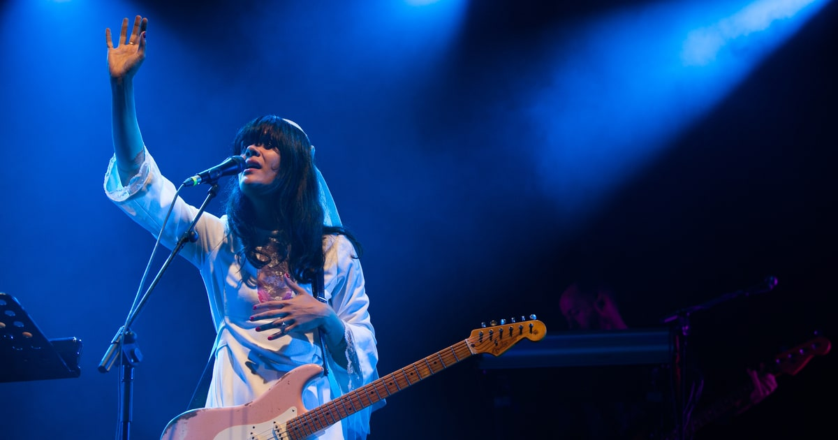 Hear Bat for Lashes' Foreboding Ballad 'Joe's Dream' news