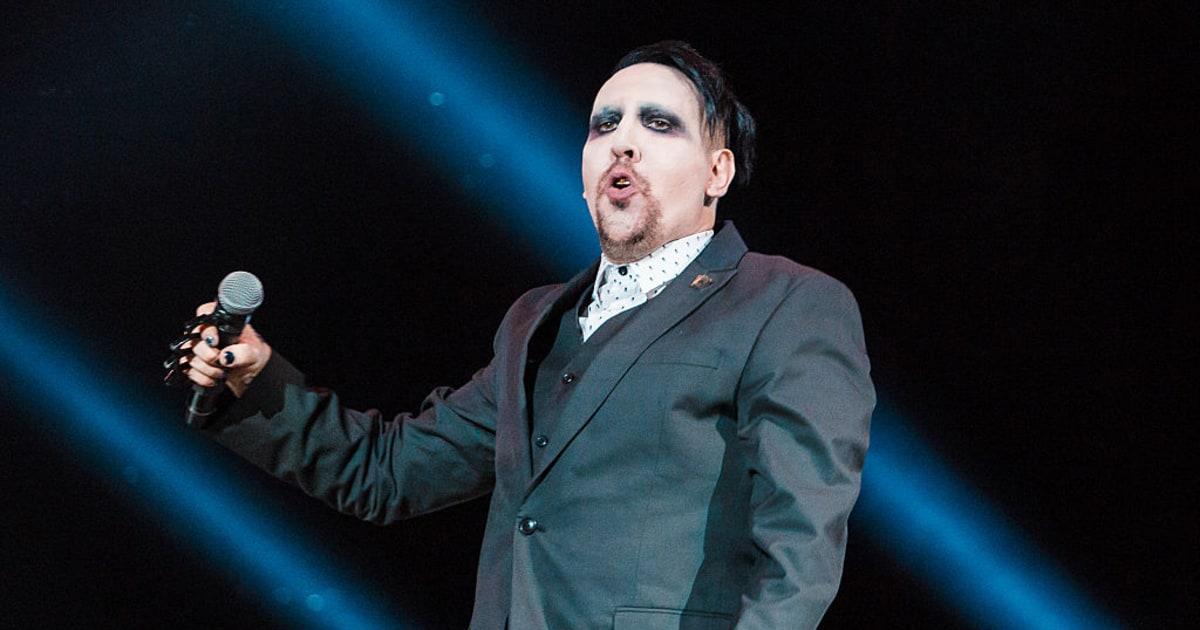 Manson Tour Dates