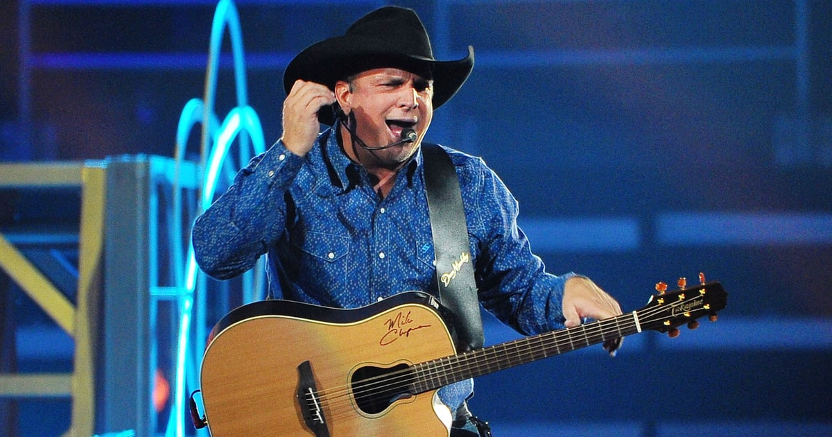 Garth Brooks Tour Nashville