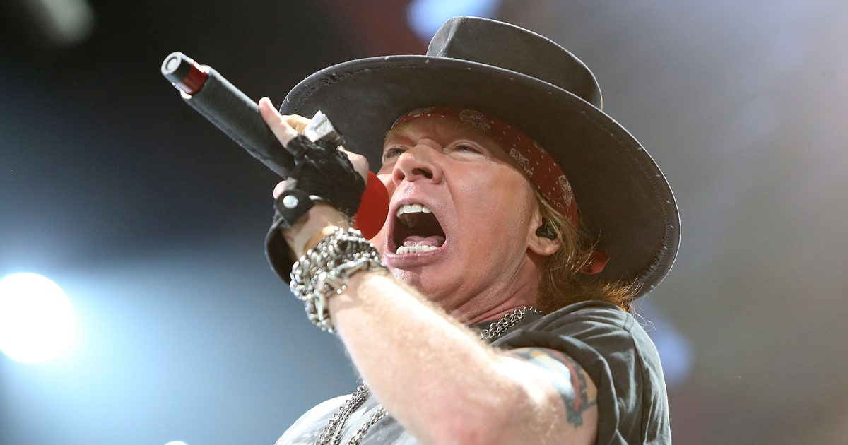 Alice Cooper on Axl Rose Joining AC/DC: That Might Just Work news