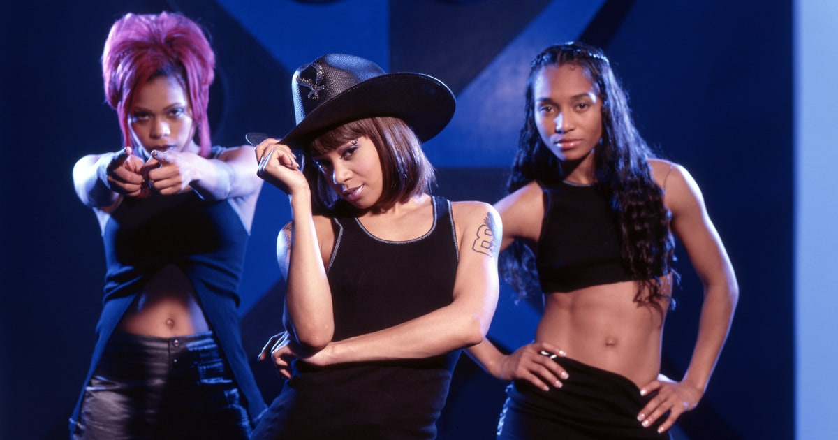 See Tlc S Lisa Left Eye Quot Lopes Bring No Scrubs To Leno
