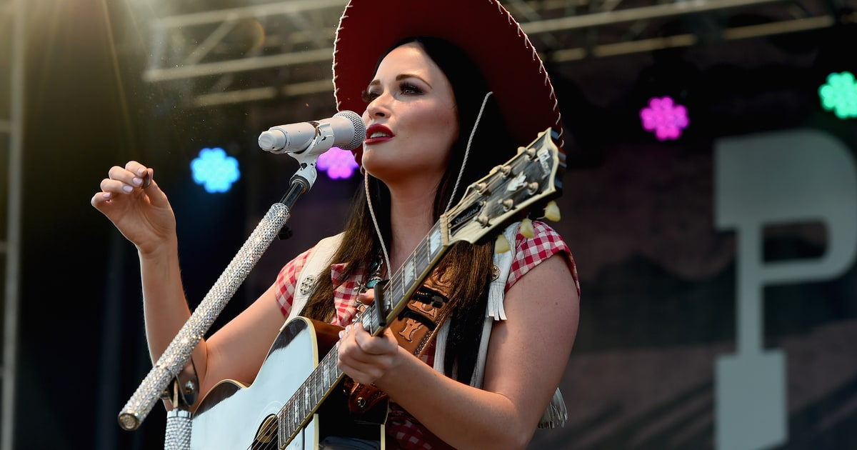 Kacey Musgraves Plots Christmas Tour The Ram Report