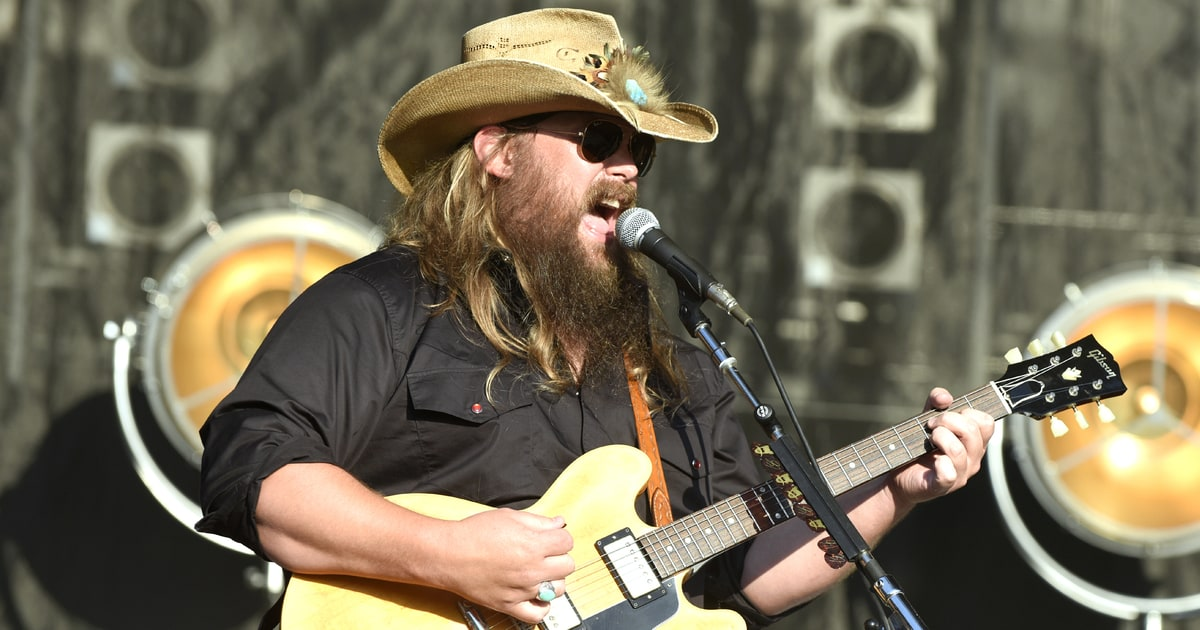 chris stapleton extends all american road show tour. Black Bedroom Furniture Sets. Home Design Ideas