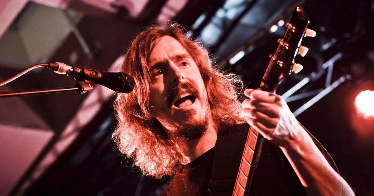 Opeth's Mikael Akerfeldt My 10 Favorite Metal Albums Rolling Stone