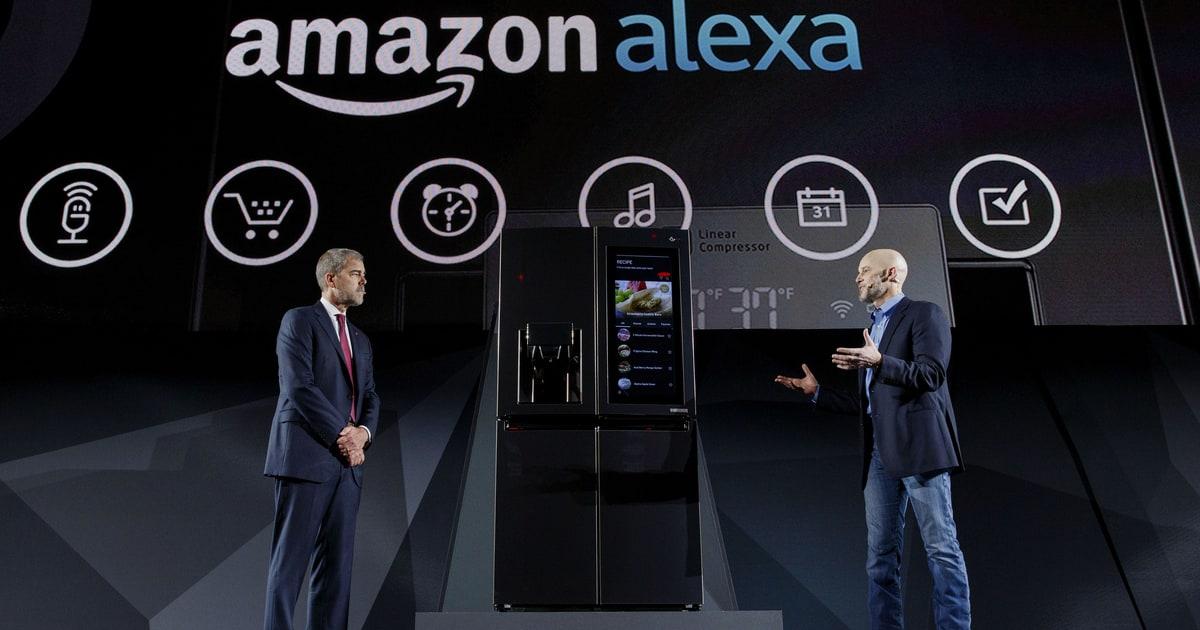 CES 2017: The Age of Amazon Echo's Alexa