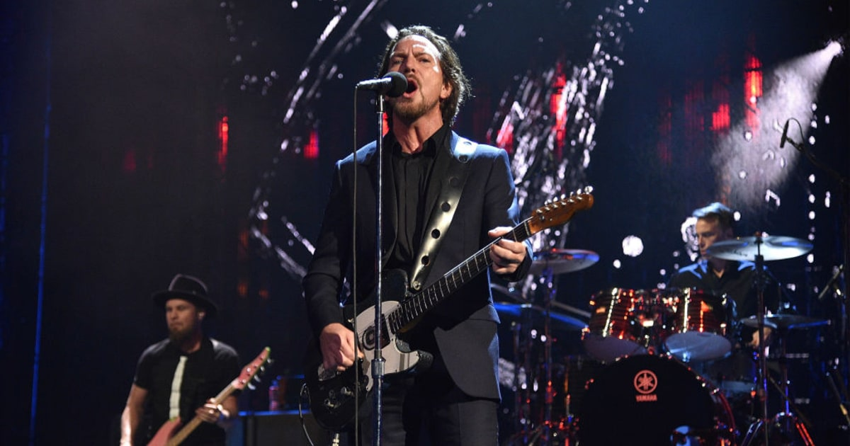 Pearl Jam Announce Seattle Stadium 'Home Shows' - Rolling ...